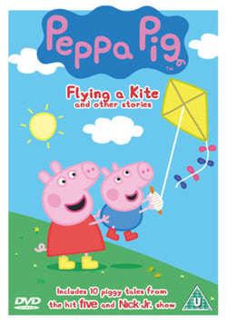 Peppa Pig: Flying a Kite and Other Stories -  [DVD]