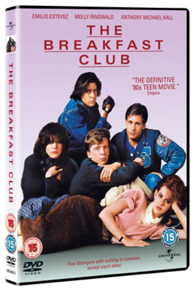 The Breakfast Club - John Hughes [DVD]