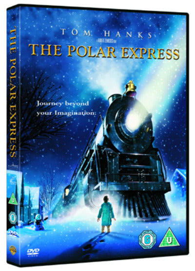 The Polar Express - Robert Zemeckis [DVD]