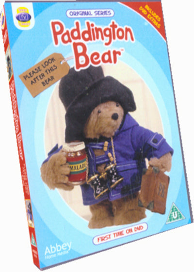 Paddington Bear: Please Look After This Bear and Other Stories - Paddington Bear [DVD]