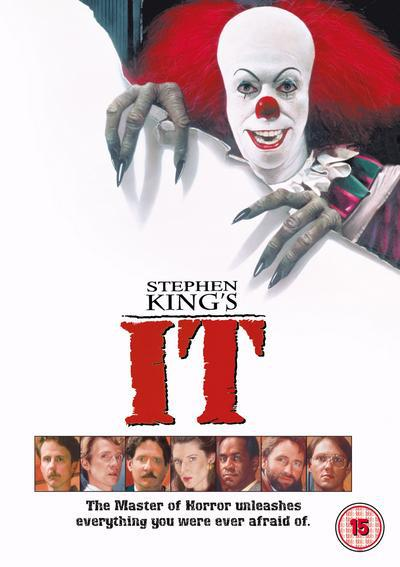 Stephen King's It - Tommy Lee Wallace [DVD]
