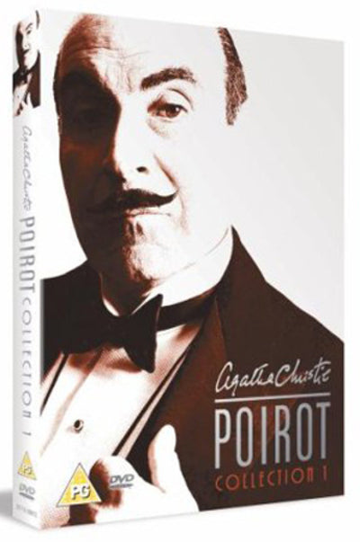 Agatha Christie's Poirot: The Collection 1 [DVD]