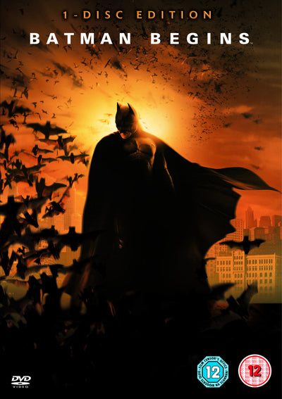 Batman Begins - Christopher Nolan [DVD]