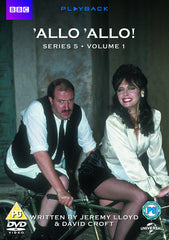 Allo 'Allo: Series 5 - Volume 1 - Richard Boden [DVD]
