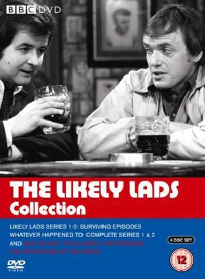 The Likely Lads: Collection - Dick Clement [DVD]