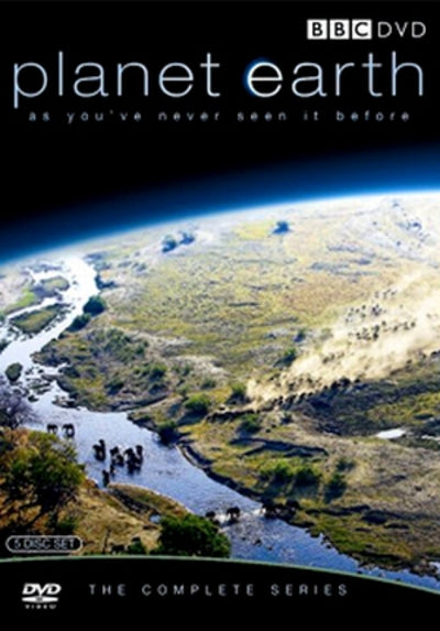 David Attenborough: Planet Earth - The Complete Series - David Attenborough [DVD]