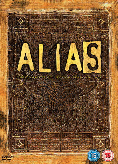 Alias: The Complete Collection - J.J. Abrams [DVD]