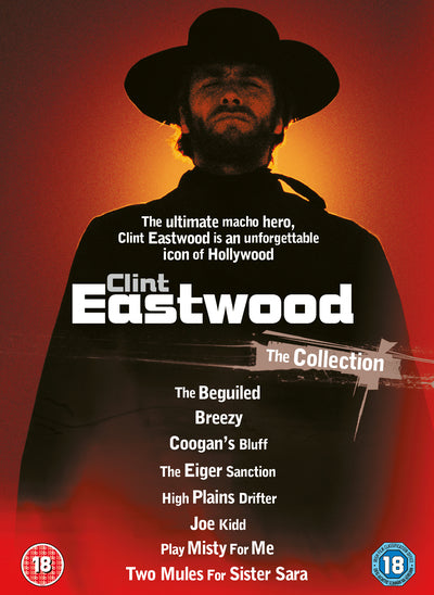 Clint Eastwood: The Collection - Jo Heims [DVD]