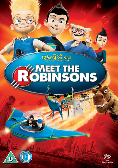 Meet the Robinsons - Stephen J. Anderson [DVD]
