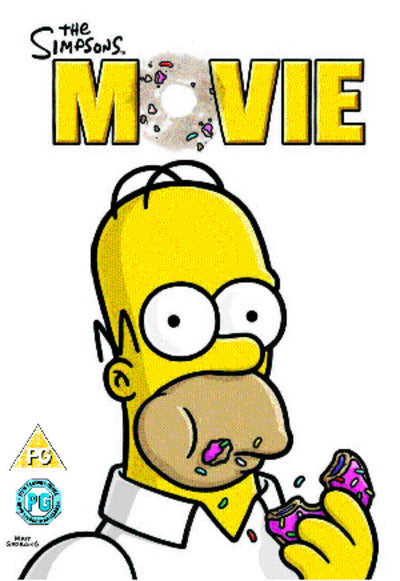 The Simpsons Movie - David Silverman [DVD]