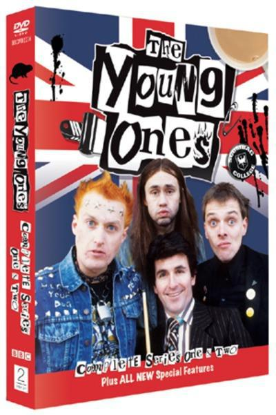 The Young Ones: The Complete Series 1 and 2 - Geoff Posner [DVD]