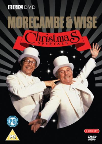 Morecambe and Wise: Complete Christmas Specials - John Ammonds [DVD]