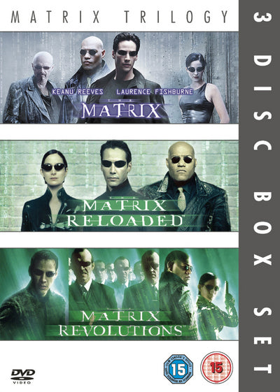 The Matrix Trilogy - Andy Wachowski [DVD]