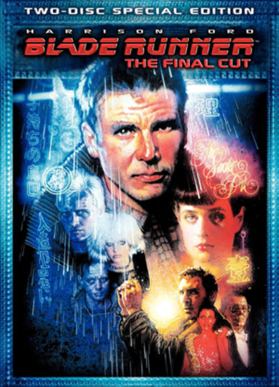 Blade Runner: The Final Cut - Ridley Scott [DVD]