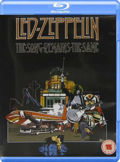 Led Zeppelin: The Song Remains the Same - Led Zeppelin [BLU-RAY]