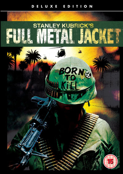 Full Metal Jacket: Definitive Edition - Stanley Kubrick [DVD Deluxe Edition]