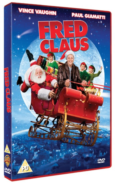 Fred Claus - David Dobkin [DVD]