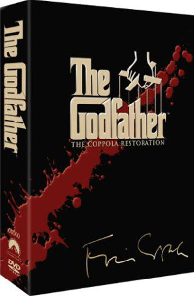 The Godfather Trilogy - Francis Ford Coppola [DVD]