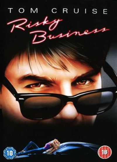 Risky Business - Paul Brickman [DVD]