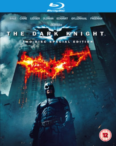 The Dark Knight - Christopher Nolan [BLU-RAY]