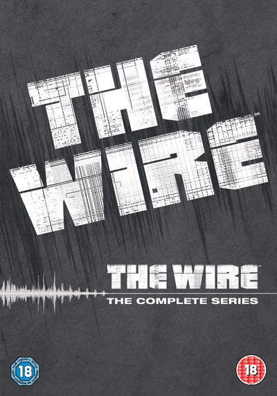 The Wire: The Complete Series - David Simon [DVD]