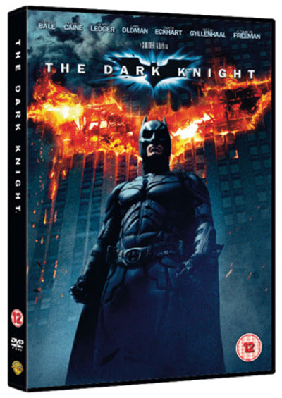 The Dark Knight - Christopher Nolan [DVD]