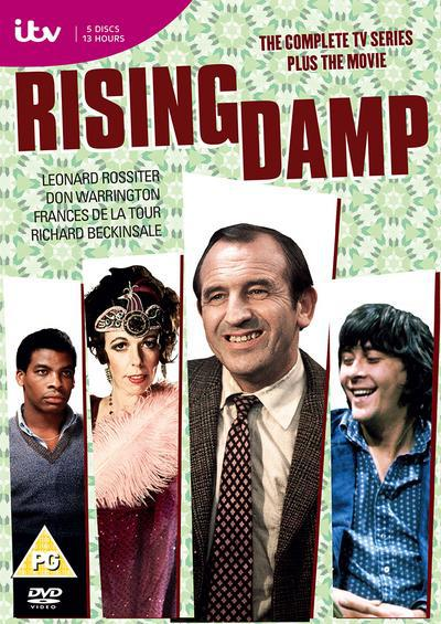 Rising Damp: The Complete Collection - Ronnie Baxter [DVD]