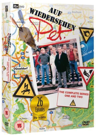 Auf Wiedersehen Pet: The Complete Series 1 and 2 - Roger Bamford [DVD]