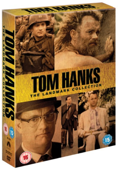 Tom Hanks: The Landmark Collection - Robert Zemeckis [DVD]