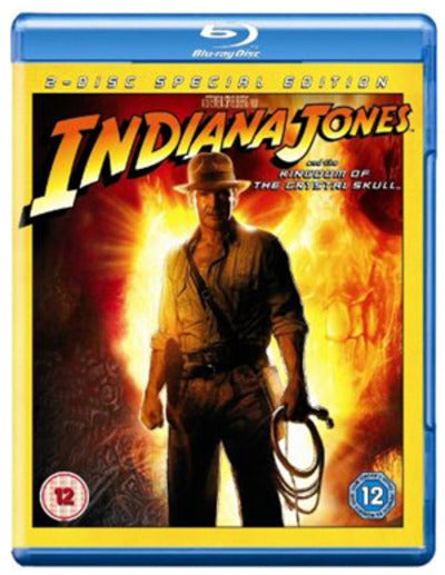Indiana Jones and the Kingdom of the Crystal Skull - Steven Spielberg [BLU-RAY]