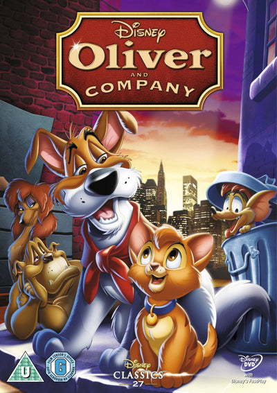 Oliver and Company - George Scribner [DVD]