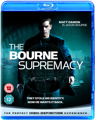 The Bourne Supremacy - Paul Greengrass [BLU-RAY]