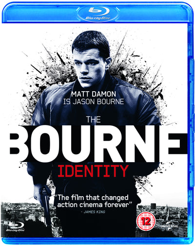 The Bourne Identity - Doug Liman [BLU-RAY]