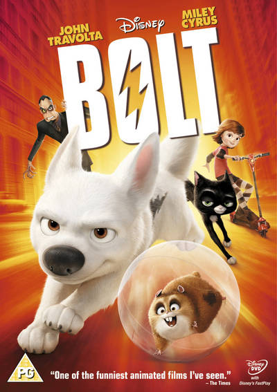 Bolt - Byron Howard [DVD]