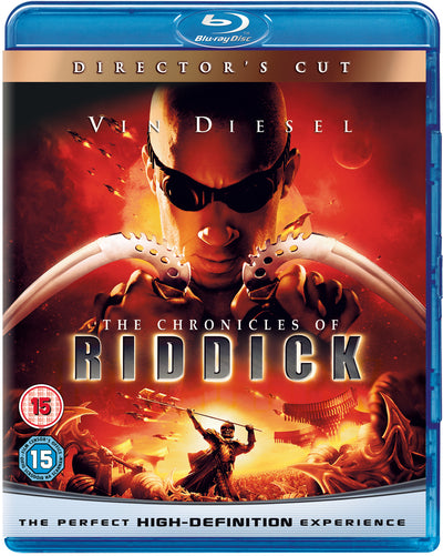 The Chronicles of Riddick - David Twohy [BLU-RAY]