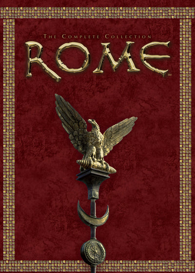 Rome: The Complete Collection - Michael Apted [DVD]