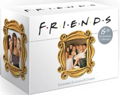 Friends: Series 1-10 - Jennifer Aniston [DVD]