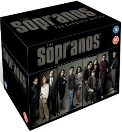 The Sopranos: The Complete Series - John Patterson [DVD]