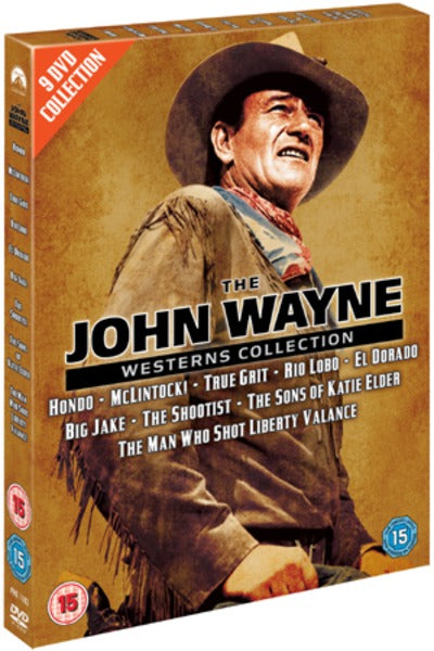 The John Wayne Westerns Collection - John Farrow [DVD]