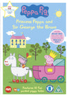 Peppa Pig: Princess Peppa and Sir George the Brave [DVD]