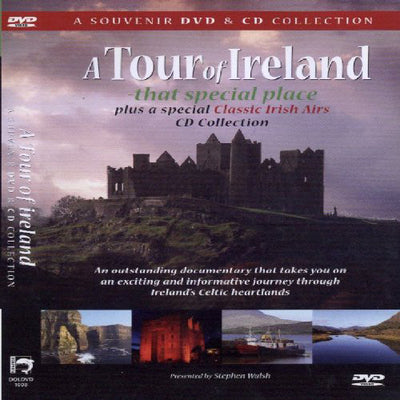 A Tour of Ireland - That Special Place - The Celtic Orchestra [DVD]