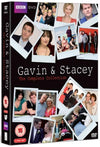 Gavin and Stacey: Series 1-3 and 2008 Christmas Special - James Corden [DVD]