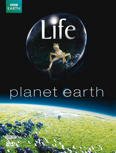 David Attenborough: Planet Earth/Life - David Attenborough [DVD]