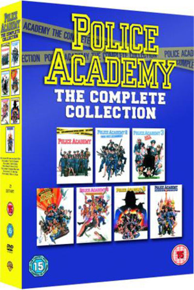 Police Academy: The Complete Collection - Hugh Wilson [DVD]