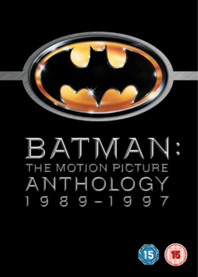 Batman: The Motion Picture Anthology - Tim Burton [DVD]