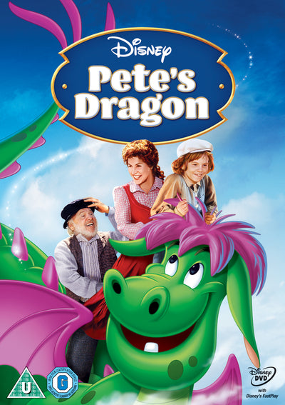 Pete's Dragon - Don Chaffey [DVD]