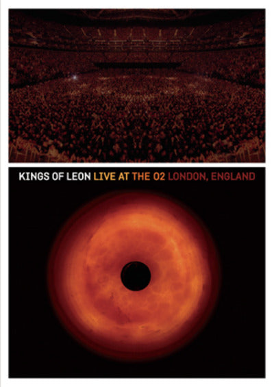 Kings of Leon: Live at the O2 - Kings of Leon [DVD]