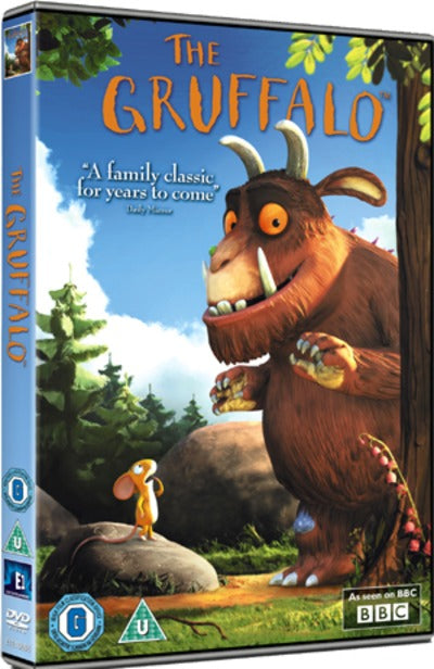 The Gruffalo - Max Lang [DVD]