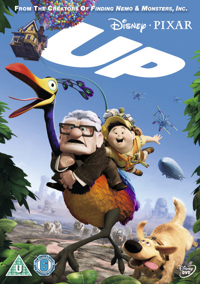 Up - Pete Docter [DVD]