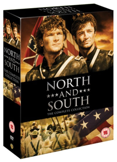 North and South: The Complete Series - Chuck McLain [DVD]